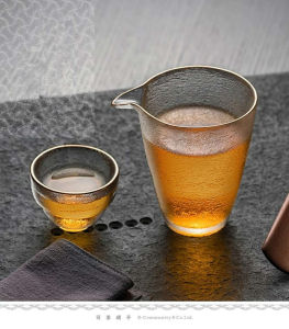 Manufacturer Selling Glass Material Clear Glass Tea/Water Cups pictures & photos