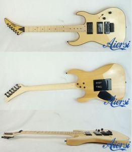 Natural Colour Junior Flat Top Prs Electric Guitar for Sale pictures & photos