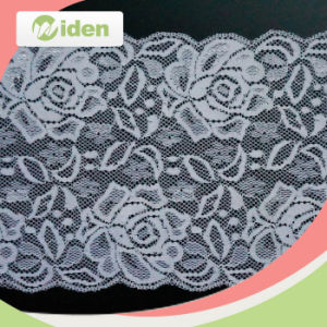 French Lace Trimming Elastic Lace for Underwear pictures & photos