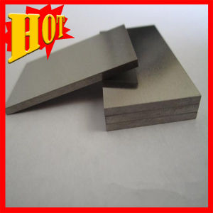 Blank Tungsten Carbide Plate / Board / Sheet pictures & photos