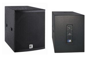 "Public Address Loudspeaker Dual 15"" Sound System pictures & photos"