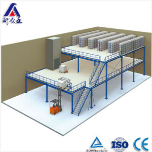 High Space Using Industrial Steel Structure Platform pictures & photos
