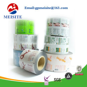 BOPP & CPP Printed Packaging Film in Roll for Packaging Sugar pictures & photos