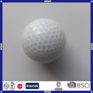 Promotional Blank White Golf Ball pictures & photos