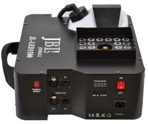 1500W RGB 3in1 LED DMX Fog Machine (JL-LED1500)