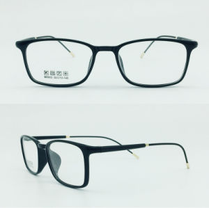Factory Sell Super Light Half Plastic Steel Fashion New Design Optical Frames Glasses pictures & photos