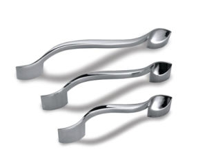 Die Casting Zinc Alloy Handle (Furniture Fittings, Cabinet Handle Ah-1042 pictures & photos