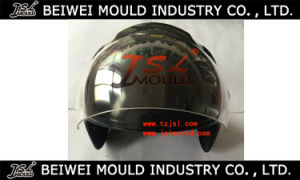 Injection Plastic Motorcycle Open Face Helmet Mould pictures & photos