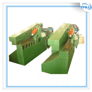 Q43-630 electric Scrap Defromed Steel Bar Shear pictures & photos