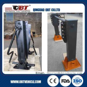 32 Ton Outside Operationtrailer Parts Landing Gear pictures & photos