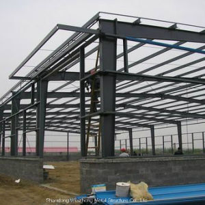 Pre-Engineered Large-Span Light Structural Steel Workshop pictures & photos