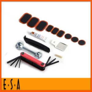 2015 Hand Bicycle Repair Tool Set, Mini Pocket Bicycle Repairing Kit Professional Bike Tools, Repair Tool Set for Bike T18b022 pictures & photos