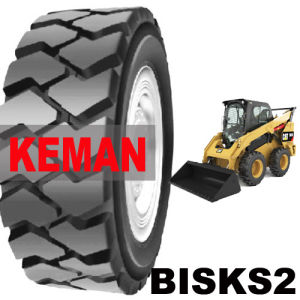 Skid Steers Tire Bisks2 10-16.5 (265/70D16.5) 12-16.5 (305/70D16.5) pictures & photos