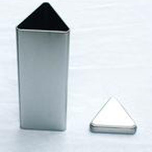Triangle Tin Box for Gift and Promotion Tin Box pictures & photos