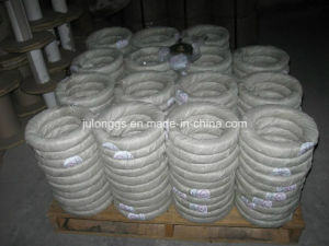 Electro. Galvanized Steel Wire Rope 6*12+7FC pictures & photos