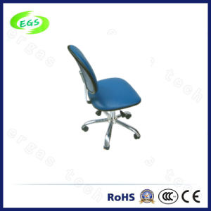 Blue PU Leather ESD Chair for Cleanroom Office Laboratory (EGS-3311-GLL) pictures & photos