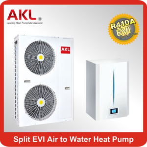 2015 New Air to Water Split Heat Pump Water Heater pictures & photos