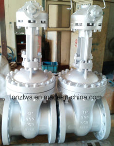Cast Steel Class300 Gate Valve pictures & photos