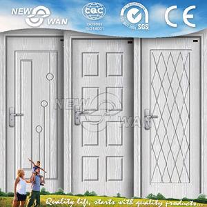 Bedroom Interior Wooden MDF PVC Door pictures & photos