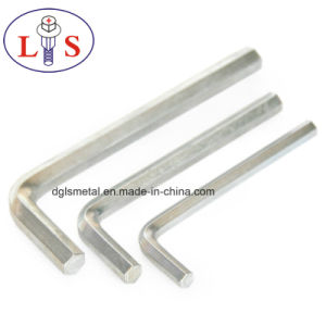Color Zinc Plated Factory Price Top Quality Allen Wrench pictures & photos
