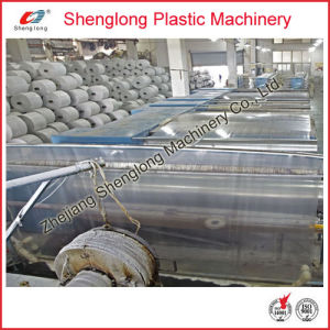 Plastic Flat Yarn Extruder Line Extrusion Machine (SL -FS 110/600B) pictures & photos