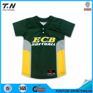 2015 Fashion Custom Baseball T Shirts Wholesale