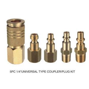 Pneumatic Quick Coupling/Coupler Universal, Brass pictures & photos