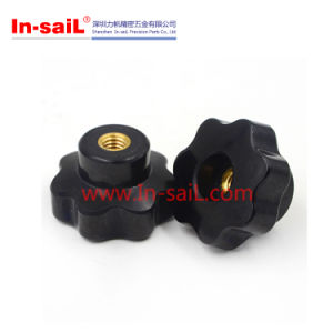 M6 Female Lobe Knobs for Cabinit Hardware Accessories pictures & photos