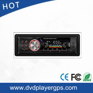 Fixed Panel Car MP4/DVD/MP3/VCD/CD Player with USB/SD Card/Aux Inputs and FM Radio pictures & photos