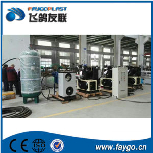 Single Stage Stretch Automatic Extrusion Pet Bottle Blow Molding Machine pictures & photos