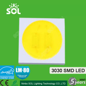 EMC SMD LED 3030 1W 18V 60mA 6V 150mA 130-156lm