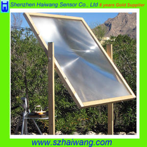 Chinese Products Large Optical PMMA Fresnel Lens for Solar pictures & photos