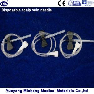 Disposable Scalp Vein Needle 22g (ENK-TPZ-018) pictures & photos