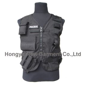 Military /Police Tactical Vest for Soldier (HY-V042) pictures & photos