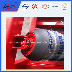 China Conveyor Idler Thick Rubber Lagging Roller Manufacturer pictures & photos