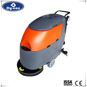 Fs20W Epoxy Handheld Factory Floor Scrubber with Single Brush pictures & photos