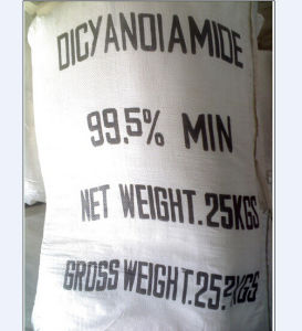 99.5%Min Dicyanodiamide for Industrial Grade (CAS: 461-58-5) pictures & photos