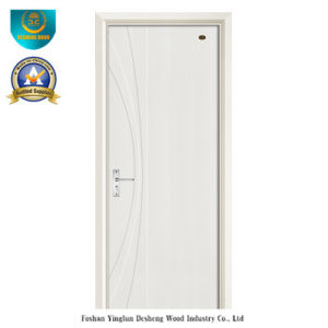 Modern Style HDF Wood Door for Interior (ds-105) pictures & photos