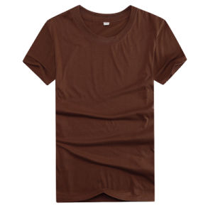 Made in China OEM T Shirt for Men with Custom Logo Printing pictures & photos