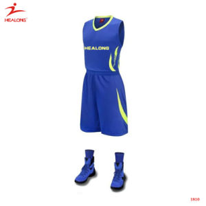 Make Your Own Basketball Uniforms Shirts Customized Sublimation Basketball Jersey pictures & photos