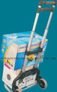 Foldable Aluminium Hand Truck (HT060A) pictures & photos