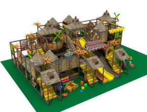 Easy Operated Good Quality Children Indoor Playground for Sale pictures & photos