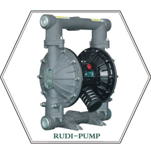 Rd40 Air Operated Diaphragm Pump (AL) pictures & photos