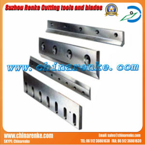 Paper Guillotine Blades and Cutting Guillotine Knife pictures & photos