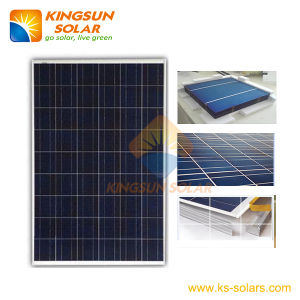 200W High Efficiency Poly-Crystalline Solar Power Panel for Home pictures & photos