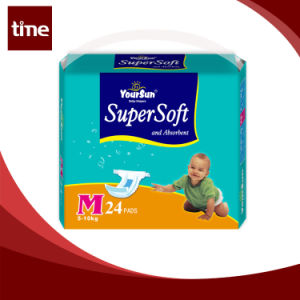 Soft Care Baby Diapers for Africa pictures & photos