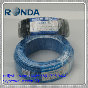 0.5 0.75 1 SQMM Flexible Twin Flat Household Electrical Wire pictures & photos