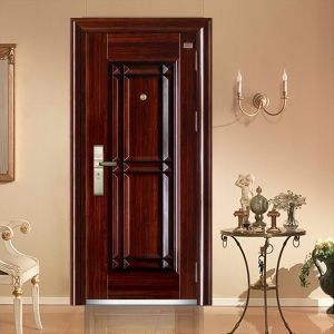 Popular Nigeria Steel Door pictures & photos