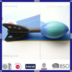 OEM Printed Cheap Soft PU Rocket Stress Ball pictures & photos