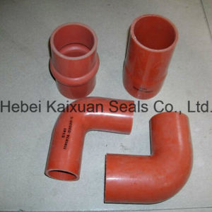 Factory Supply Extrusion Silicone Rubber Hose pictures & photos